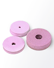Grinding stones for band knives