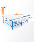 Roller blinds cutting table RollMaster 250