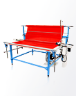 Air blow cutting table with manual spreader CUTMaster 240 AIR