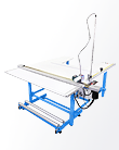Compact cutting table RollMaster Mini