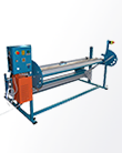 Fabric rewinding machine P-3S