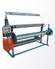 Fabric rewinding-inspection machine PP-3L