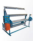 Fabric rewinding-inspection machine PP-3S